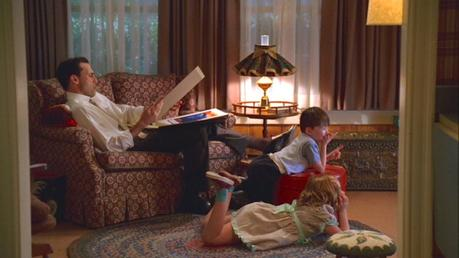 Don, living the idyllic life of a suburban family man, but too distracted in his work to appreciate it. (Episode 1.04: