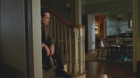 Don, home alone and desperate for the family surroundings he had previously taken for granted. (Episode 1.13: