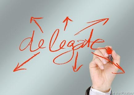 delegate-in-business
