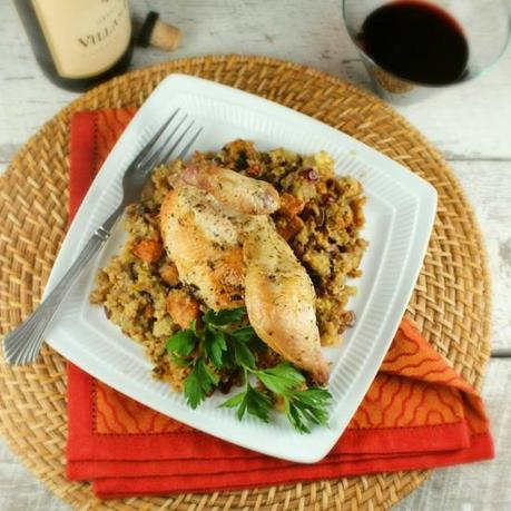 Slow Cooker Smothered Quail