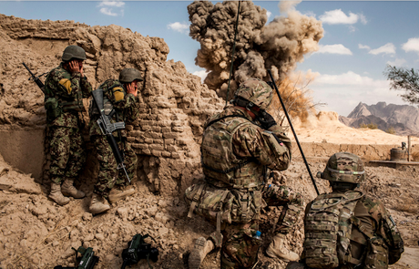 The Unending War In Afghanistan Is In Its 18th Year