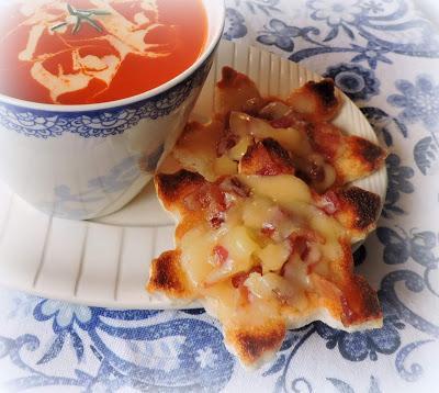 Honeyed Tomato Soup