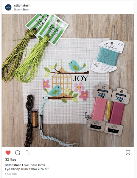 Look At These Great Kits at Stitch-Stash!