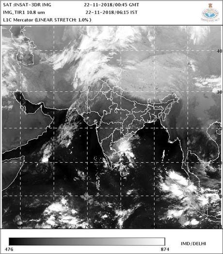 Rains and more rains in Chennai