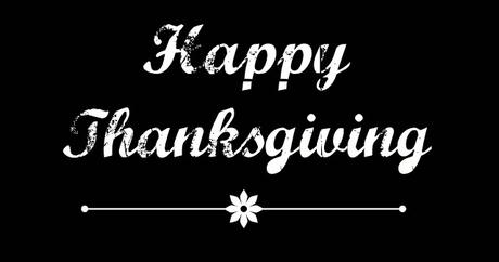 Happy Thanksgiving from Writing Belle: Annual Black Friday and Cyber Monday Sale
