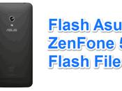 Flash Asus ZenFone File [Flashing Tutorial 2018]