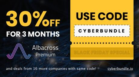 Albacross Black Friday Cyber Monday Deal 2018 Save Upto 30% Hurry
