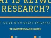 What Keyword Research? Types Metrics [Guide]