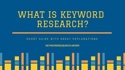 What is Keyword Research?