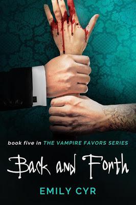 Back and Forth by Emily Cyr