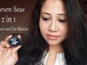 Seven Seas Eyeliner Eye-Shadow Review