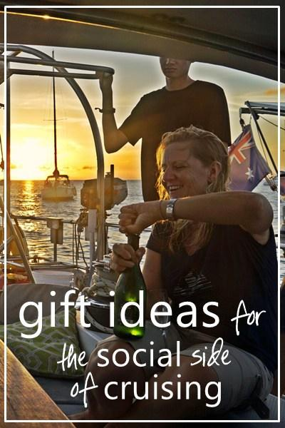 Holiday gift ideas: inspired by social side of cruising