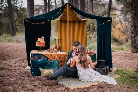 1930's Vintage Circus Styled Shoot