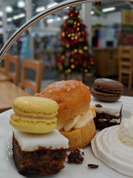 Festive Afternoon Tea at Wyevale Telford