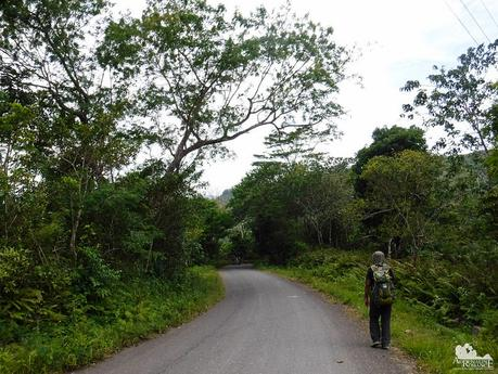 The long road to Dalaguete