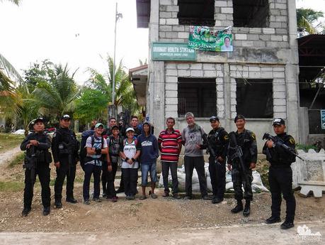 With Argao SWAT