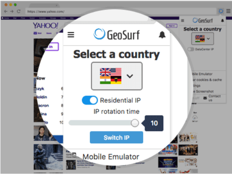 GeoSurf Review With Discount Coupon 2018: Get $50 Off (100% Verified)