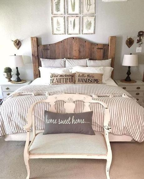 20 Rustic Bedroom Ideas for Creative People - Paperblog