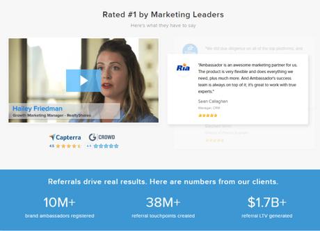 GetAmbassador Review 2018 #1 Referral Marketing Software (300% ROI)