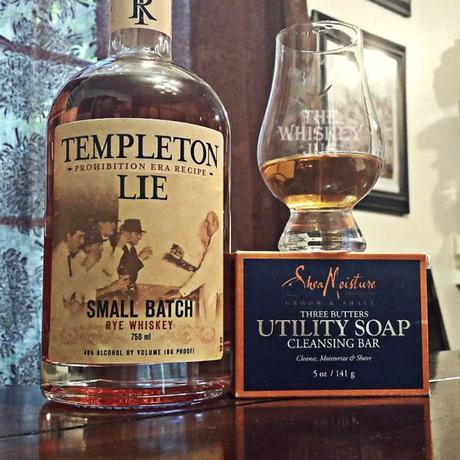 Templeton Rye Whiskey
