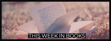 This Week in Books 28.11.18 #TWIB