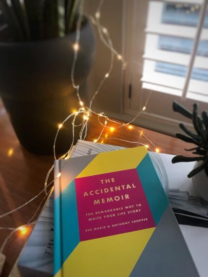Unusual Book Gift #1 – The Accidental Memoir by Eve Makis and Anthony Cropper