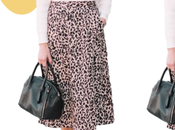 Lex: Wear Booties with Midi Maxi Skirts