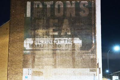 Ghost signs (136): you wait fifteen years...