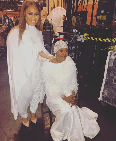 Erica Campbell Lended Her Voice To Alvin Ailey's 60th Anniversary Gala