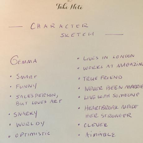 Borrowing Character Inspiration and Traits From People You Know