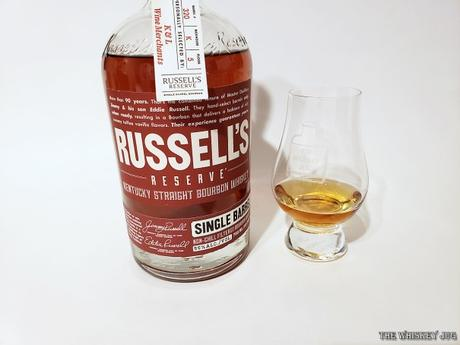 Russell's Reserve Bourbon Single Barrel 320 Review