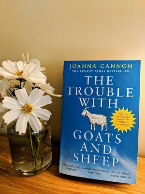 book reviews October November Trouble with goats and sheep