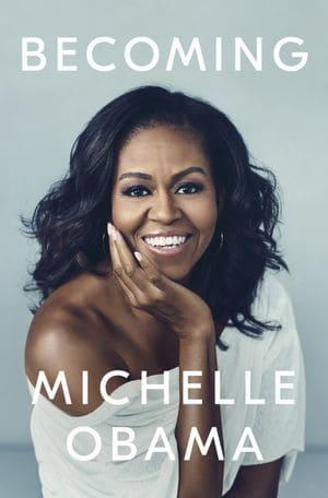 Michelle's Book Is The Best-Selling Hardcover Of 2018!