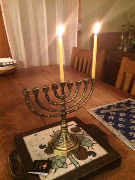 Hanukkah, in Interfaith Families Celebrating Two (or More) Religions