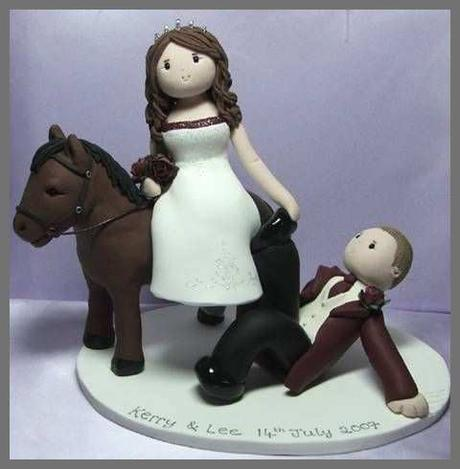 74 Prettier Photos Of Two Trails Become One Road Wedding Cake topper