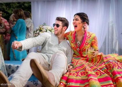 Nick Jonas & Priyanka Chopra Wed In Christian & Indian Ceremonies