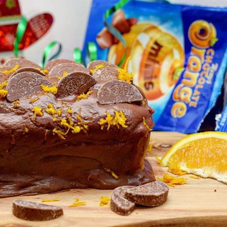 Recipe   Festive Chocolate Orange Loaf Cake
