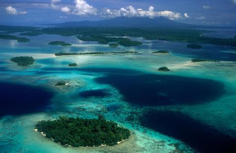 peaceful living islanders ~ Global concern for invaders - killings of Solomon islands