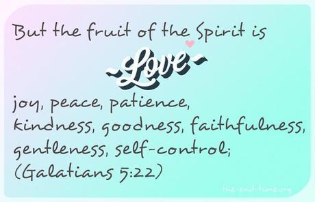 Word of the Week: Fruit of the Spirit, Faithfulness