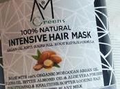 Review Greens 100% Natural Intensive Hair Mask