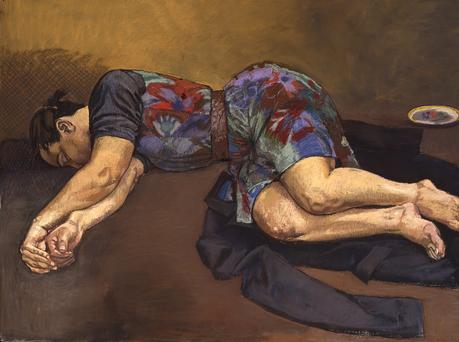 Rego f Sleeper Dog Woman 1994