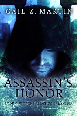 Assassin's Honor by Gail Z. Martin