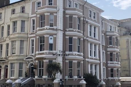 The Mowbray, Terrace, Eastbourne