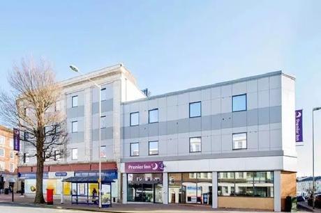 Premier Inn Eastbourne Town Centre, Terminus Rd, Eastbourne