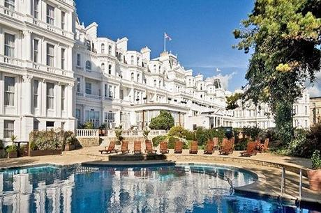 Grand Hotel, King Edward's Parade, Eastbourne