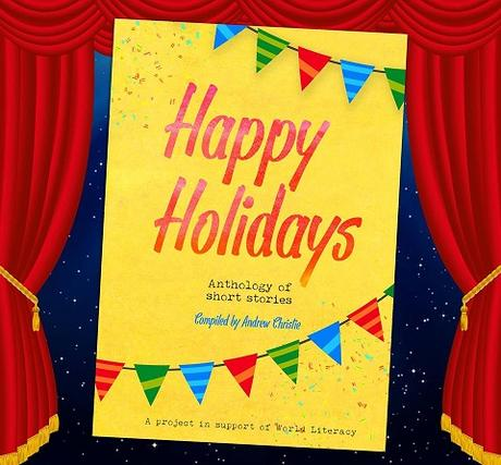 DECK THE HALLS: A Holiday Anthology That Benefits The World Literacy Foundation
