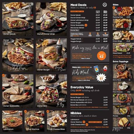 Food Review: German Döner Kebab, London