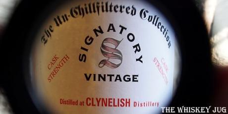 2008 Signatory Vintage Clynelish 10 Years Details