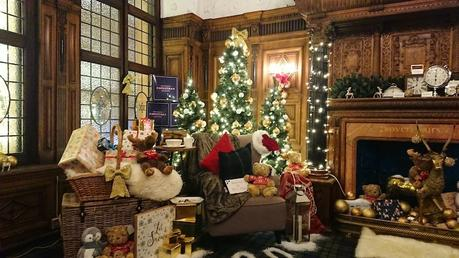 A man's guide to pain-free Christmas Shopping in Glasgow