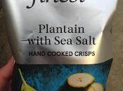 Tesco Finest Plantain Crisps with Salt